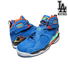 [NEW][275]Nike Air Jordan 8 Retro DB [729893-480]