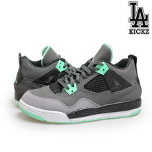 [USED][220] Air Jordan 4 Green Glow [308499-033]