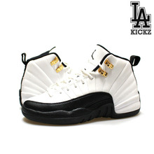 [USED][235] Air Jordan 12 Retro GS 택시 [302370-106]