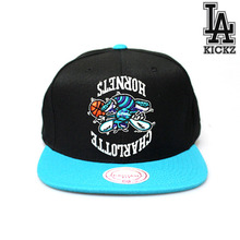 Hornets Up side down Snapback Hat