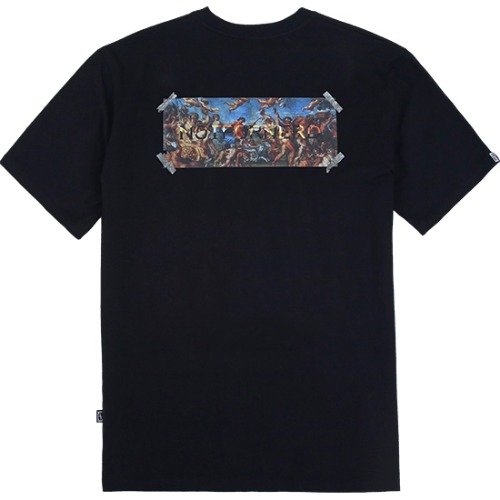 [NOT4NERD] Festival T-Shirts - Black